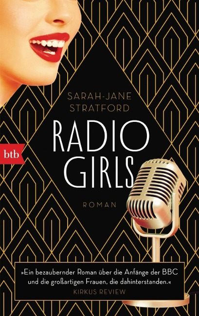 Radio Girls von Sarah-Jane Stratford